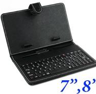bàn phím bao da cho máy tính 7in
